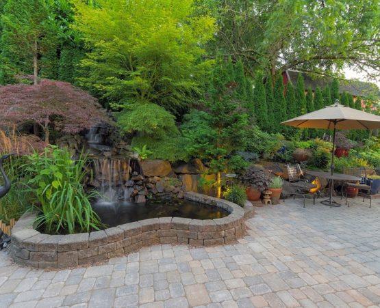 Allen Landscaping service